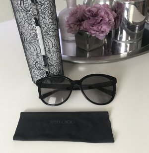 Jimmy Choo Gafas de sol negro-color oro