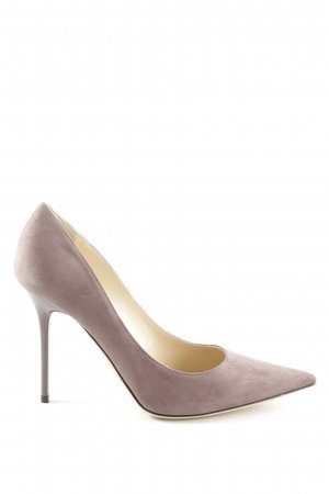 Jimmy Choo Pointed Toe Pumps natural white business style