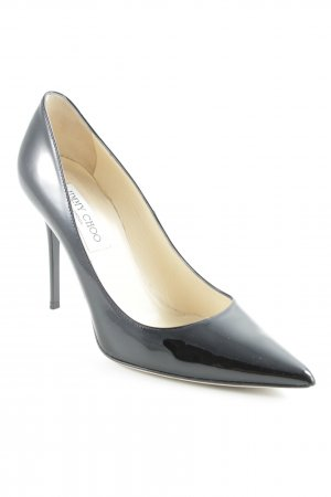 Jimmy Choo Spitz-Pumps schwarz Business-Look