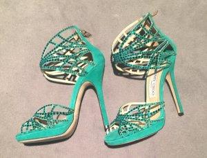 Jimmy Choo High Heel Sandal multicolored