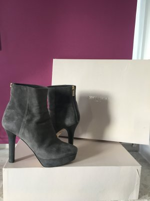 Jimmy Choo Wildleder Ankle Boots