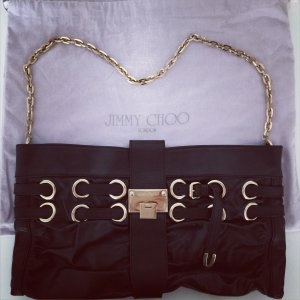 Jimmy Choo XXL Clutch