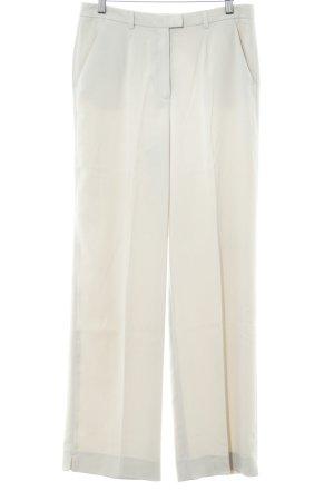 JJB Benson High Waist Trousers oatmeal business style
