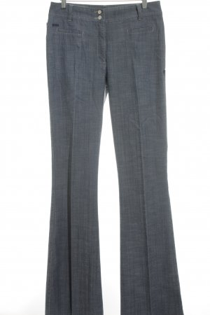 JJOXS Jeans flare gris ardoise style minimaliste