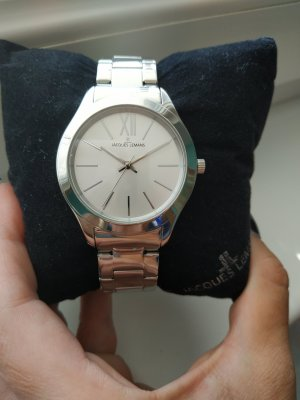 Jacques Lemans Analog Watch silver-colored