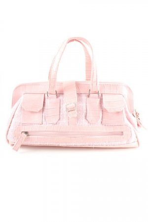 JLo by Jennifer Lopez Minibolso rosa estampado de animales look casual