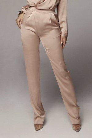 Hoge taille broek veelkleurig