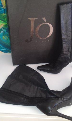 """""""JÒ"""" ital. Designerstiefel, Gr. 35/36, 9 cm Absatz"""