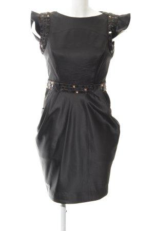 Joana Danciu Abendkleid schwarz Elegant