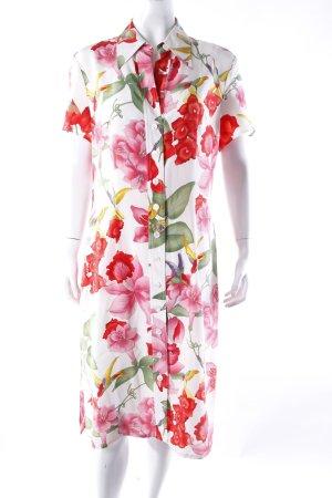 Jobis Blusenkleid Blumenprint