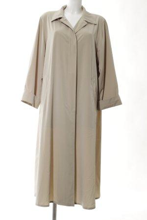 Jobis bodenlanger Mantel nude-wollweiß Elegant