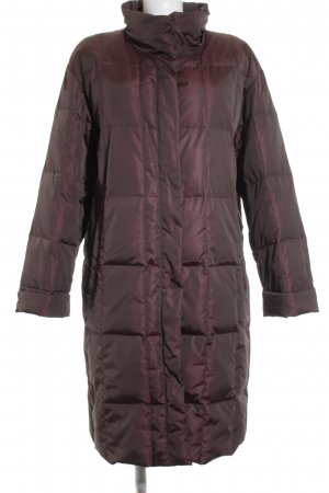 Jobis Down Coat blackberry-red casual look