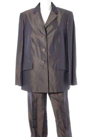 Jobis Tailleur-pantalon taupe scintillant