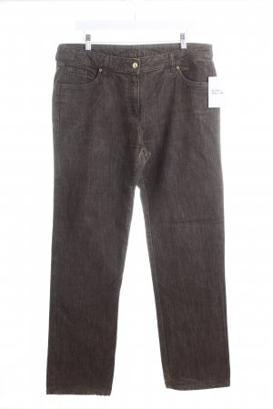 Jobis Stretch Jeans braun Casual-Look