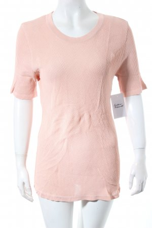 Jobis Strickshirt rosa Street-Fashion-Look
