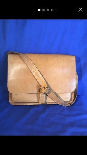 Jost Shoulder Bag nude leather