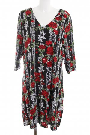 Joe Browns A-Linien Kleid florales Muster Boho-Look