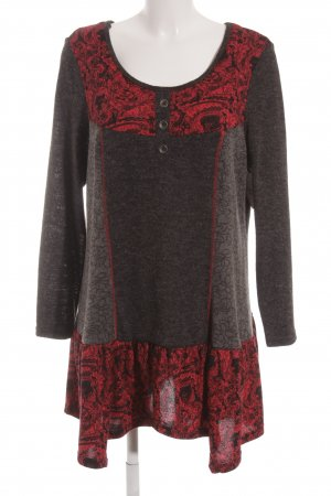 Joe Browns Longpullover mehrfarbig Casual-Look