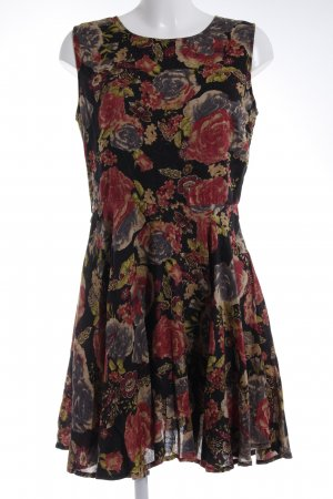 Joe Browns Trägerkleid florales Muster klassischer Stil