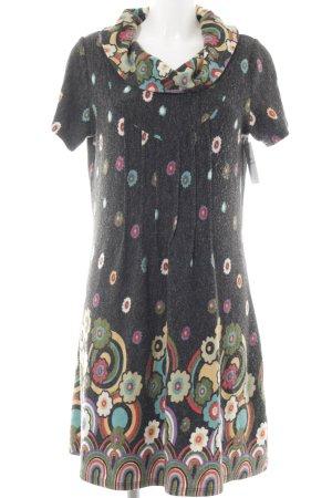 Joe Browns Vestido de lana estampado floral look retro