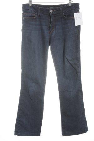 Joe's jeans Boot Cut Jeans dunkelblau Casual-Look