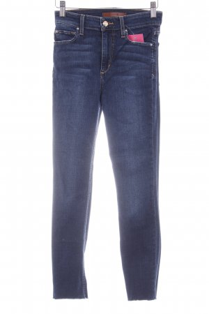 Joe's jeans High Waist Jeans dunkelblau Casual-Look