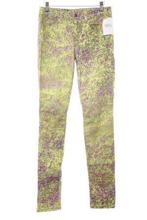 Joe's jeans Skinny Jeans florales Muster Casual-Look