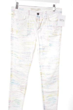 Joe's jeans Slim Jeans Farbtupfermuster Casual-Look