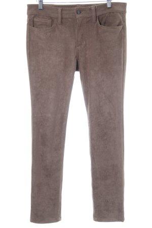 Joe's jeans Stoffhose hellbraun Casual-Look
