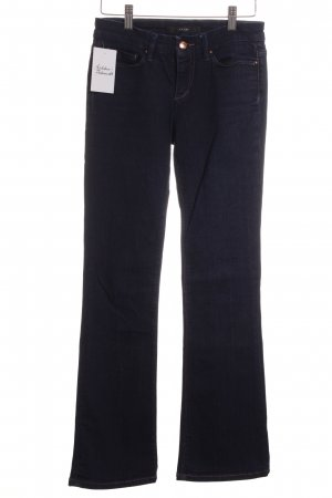 Joe's jeans Straight-Leg Jeans dunkelblau Jeans-Optik