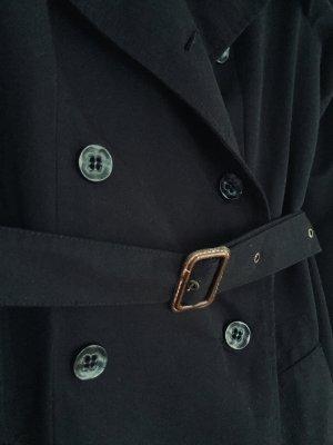 Joe's jeans Trenchcoat noir coton