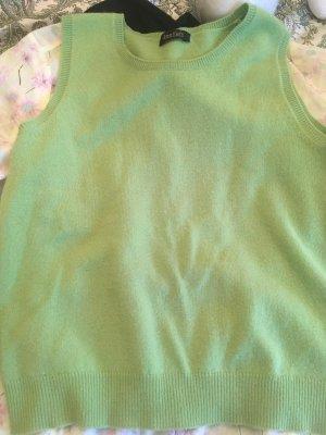 Joe Taft Fine Knitted Cardigan grass green cashmere