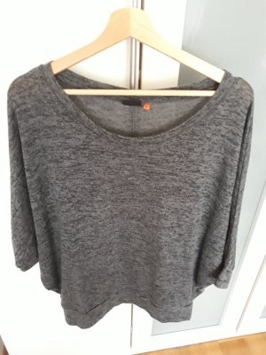 Only Top extra-large gris foncé-gris anthracite