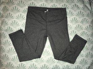 Pantalone da ginnastica grigio