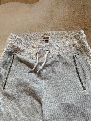 Tommy Hilfiger Pantalon boyfriend gris clair