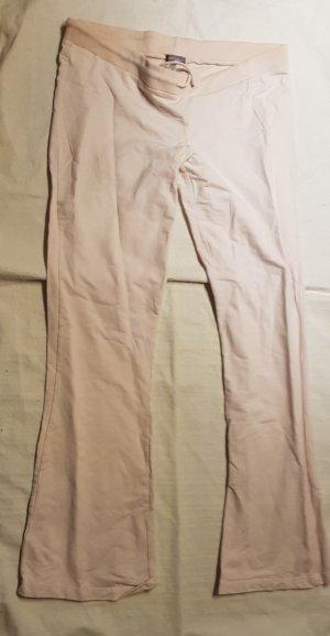 Amisu Pantalon de sport crème-rose chair