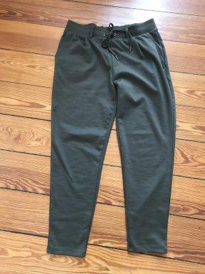 Anna Field Pantalone kaki cachi-verde oliva