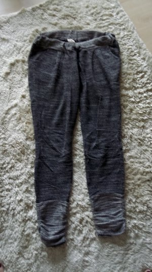 H&M Jeggings black mixture fibre