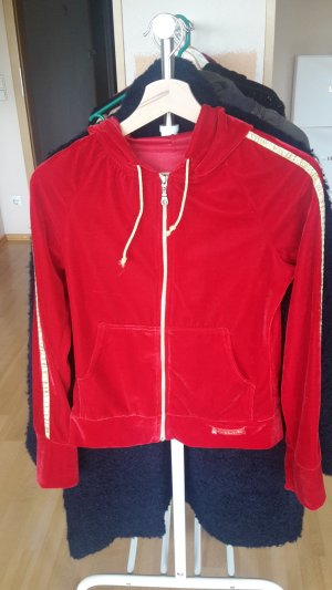Blutsgeschwister Leisure Wear gold-colored-red