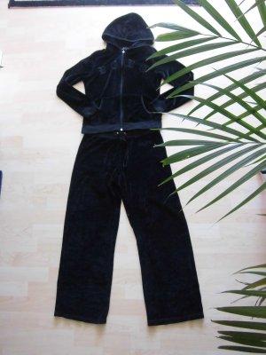 Jogging/Haus-Anzug in schwarz, suuuper bequem :)