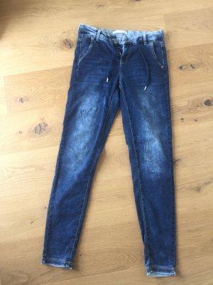 MAC Jeans Jeans boyfriend bleu foncé