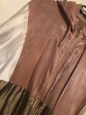 Zara Pantalone da abito rosa-cachi