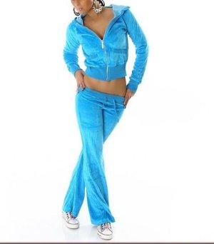 Leisure suit multicolored