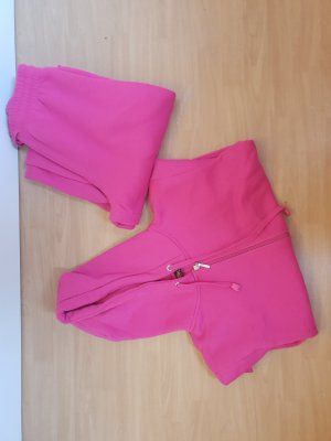 Jogginganzug in pink