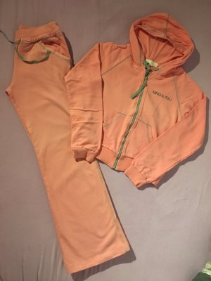 Mango Leisure suit apricot