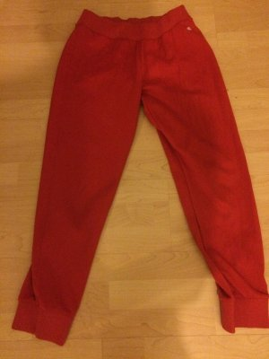 Champion Lage taille broek rood