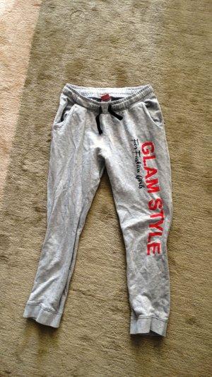 pantalonera multicolor tejido mezclado