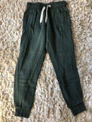 H&M Divided Baggy Pants dark green