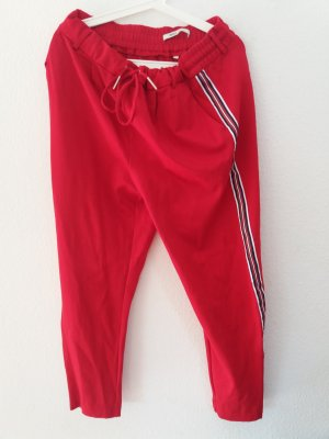 Only Sweat Pants red