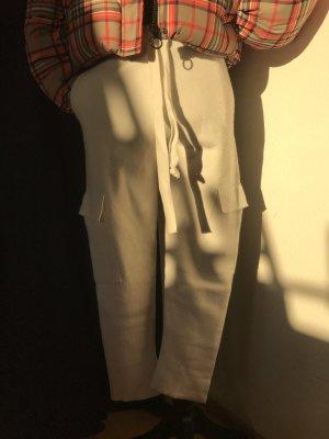 Jogginghose aus dicker Baumwolle